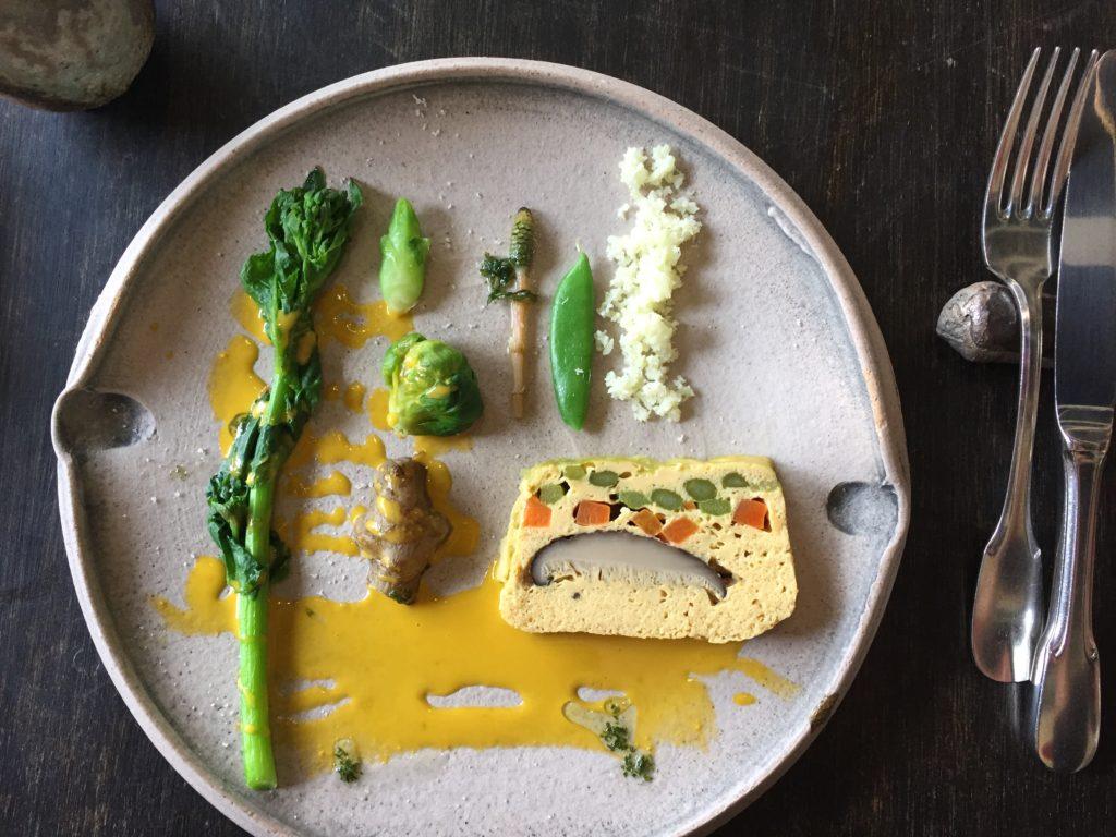 丹波焼と丹波篠山の食